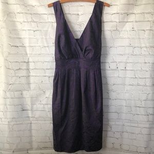 Torrid Empire Waist Purple Dress 12